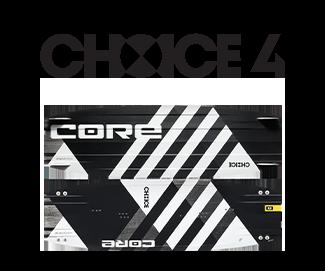 CORE KITES - CHOICE 3